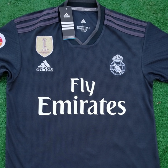 2018 19 Real Madrid away soccer jersey Modric 897e67c3b
